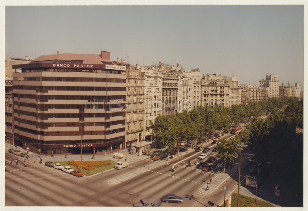 Intesa Sanpaolo Group Historical Presence Around The World